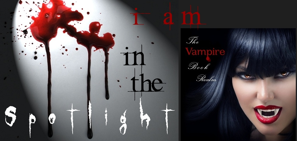 in the spotlight author logo