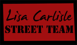 Join My Street Team!
