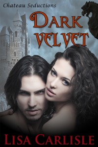 Dark Velvet, a Paranormal Romance at an Art Colony